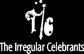 The Irregular Celebrants - Wedding celebrants